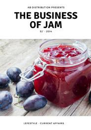 THE BUSINESS OF JAM