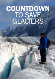 COUNTDOWN TO SAVE GLACIERS