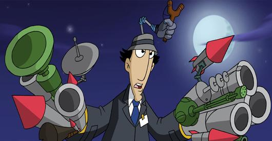 INSPECTEUR GADGET AFFAIRES INCLASSABLES