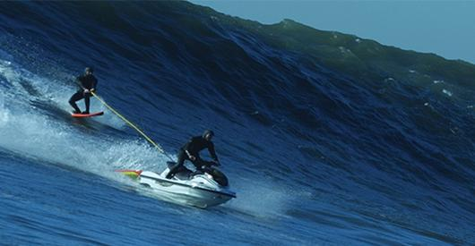 SURFEURS DE L'EXTRÊME