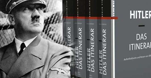 ADOLF HITLER: THE ITINERARY