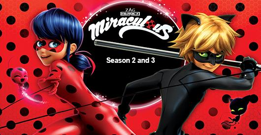 MIRACULOUS -Tales of Ladybug and Cat Noir