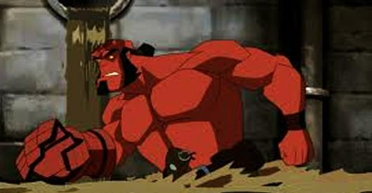 HELLBOY : BLOOD AND IRON