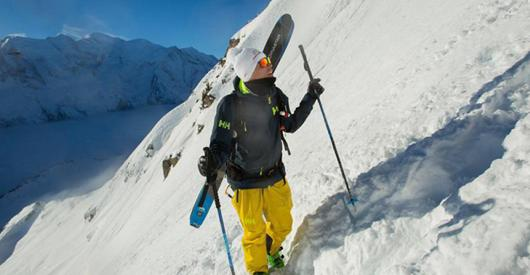 AURELIEN DUCROZ, FROM THE SEA TO THE SUMMITS