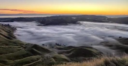 TRAIL RUNNING IN NEW-ZEALAND