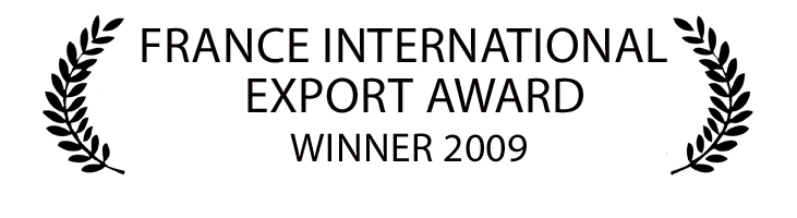 2009 WINNER of TV FRANCE INTERNATIONAL EXPORT AWARDS