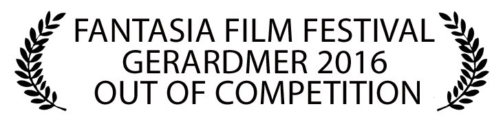 * Selected for the 2016 Gerardmer Festival